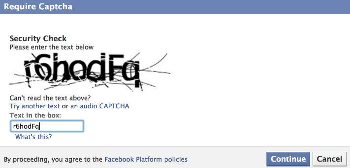 Captcha là gì?