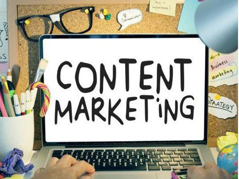Xây dựng content marketing.