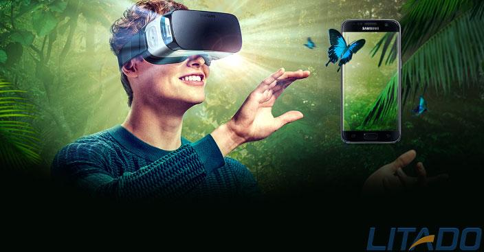 Ứng dụng công nghệ thực tế ảo