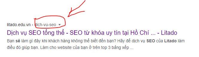 Tối ưu URL