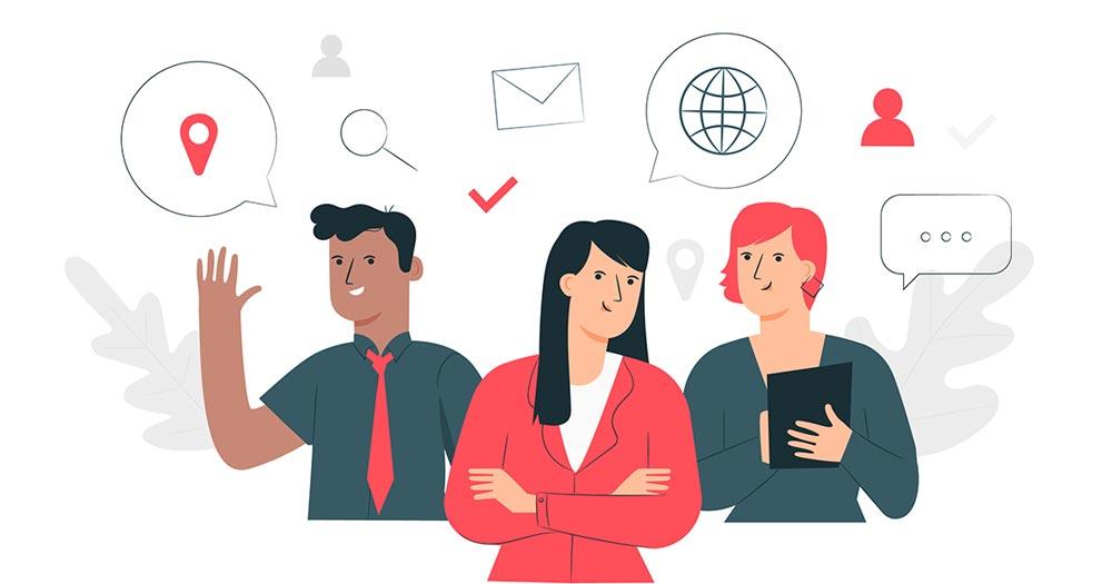 Trang giới thiệu trung tâm tư vấn du học