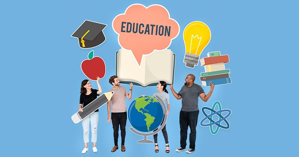 Những lợi ích của website du học