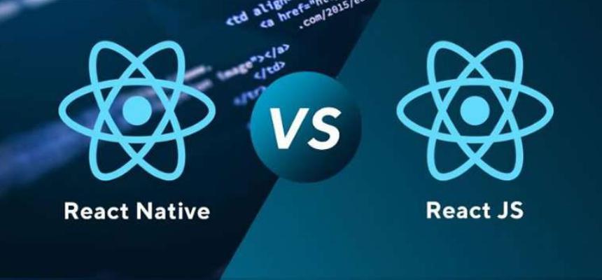 so sánh React Native vs ReactJS